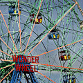 Wonder Wheel by Ercole Gaudioso
