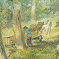 Woodcutters by Willoughby Senior