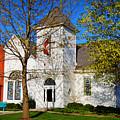 Woodlandville Methodist Church by Cricket Hackmann