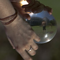 World In Your Hands by Marta Grabska-Press