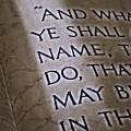 Written In Stone by Stephanie Haertling