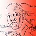 Wyclef Jean For President Of Haiti  by HPrince De Artist