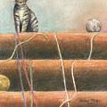 Yarn...what Yarn  by Arline Wagner
