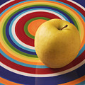 Yellow Apple  by Garry Gay