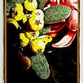 Yellow Berries by Joan  Minchak
