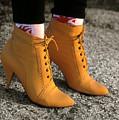 Yellow Boots by Tony Ramos