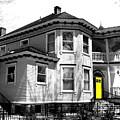 Yellow Door by Will Borden