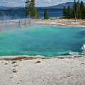 Yellowstone Water Pool by Brent Parks