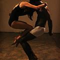 Ying Yang Balance by Patricia Gomez