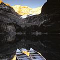Yoho National Park, Lake Ohara, British by Ron Watts
