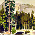 Yosemite II by Bill Meeker