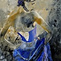 Young Girl 450150 by Pol Ledent