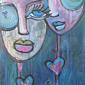 Your Haunted Heart And Me by Laurie Maves ART
