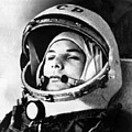 Yuri Gagarin 1934-1968., Russian by Everett