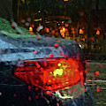 A Rainy Day In Nyc by Jeff Breiman