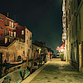 Quite Street Or Canal by Laura Hedien