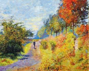 How to Paint Like Monet - David Lloyd Glover - Fine Art Blog
