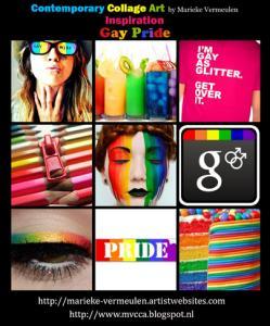 creative inspiration gay pride rainbow colors marieke vermeulen fine art blog. Black Bedroom Furniture Sets. Home Design Ideas