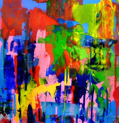 Online Contest - Abstract expressionism