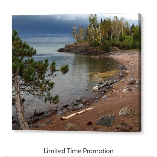 Limited time promotions Beach scenes