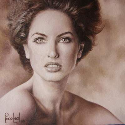 Online Contest - PORTRAIT PAINTING Juried