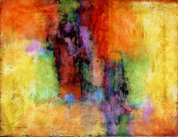 Online Contest - Your Very Best Non Objective Abstract Paintings