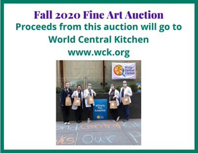 Creative Connections Fall 2020 Fine Art On-line...