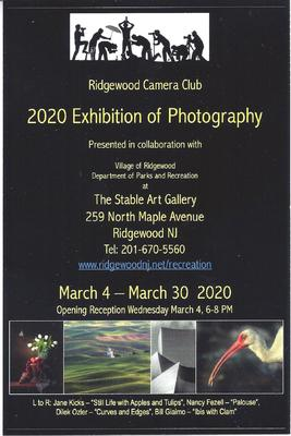2020 Exhibition Of Photography