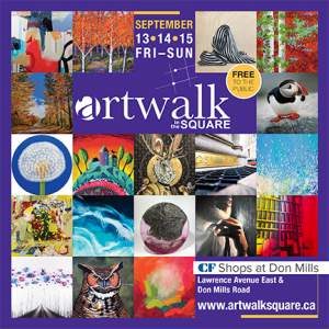 Art Walk In The Square - A 3 Day Outdoor Art Show