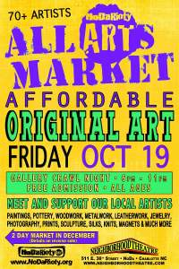 NoDa All Arts Market