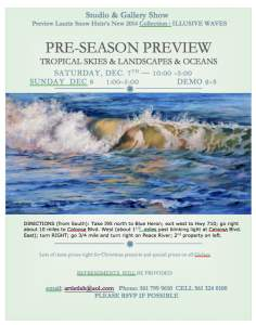 PreSeason Preview Tropical Skies  Landscapes and Ocenas
