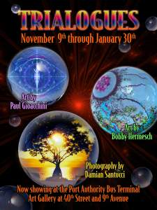 Trialogues Art Exhibition