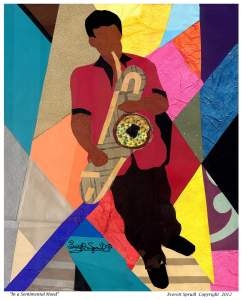 Romare Bearden and Friends Art Exhibition