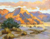 PLEIN AIR PAINTING AT SANTA ROSA SAN JACINTO MOUNTAINS NATIONAL MONUMENT