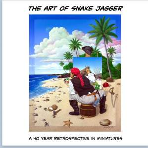 Snake Jagger Forty Year Retrospective In...