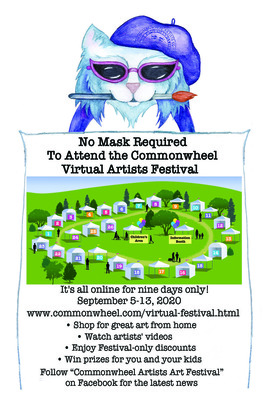 Commonwheel Virtual Artists Festival