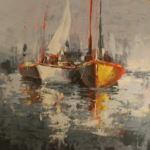 By the Sea - Collection of Seascapes and Marine Art
