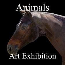 Animals Art Exhibition is Now Posted and Online