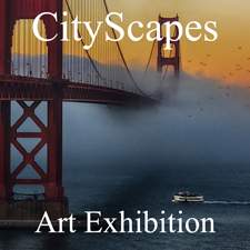 CityScapes Art Exhibition Now Online Ready to View