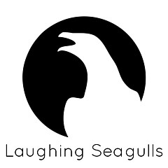 Laughing Seagulls - Fine Artist