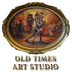 Old Times Art Studio - Fine Artist