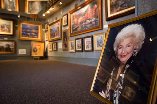 The Original Violet Parkhurst Art Gallery Artwork For