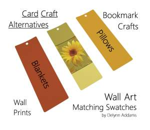 Bookmarks Card Craft Alternatives