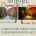 Artistry Beyond The Camera