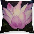Floral Throw Pillows