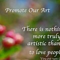 Promote Our Art