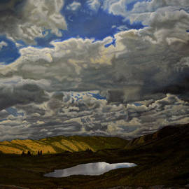 Thu Nguyen - A Summer Day on Cottonwood Pass