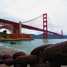 Brian Maloney - Fort Point and Golden Gate Bridge