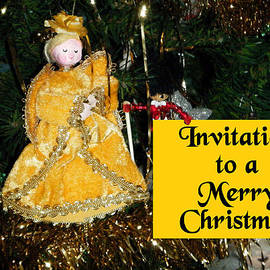 Invitation to a Merry Christmas