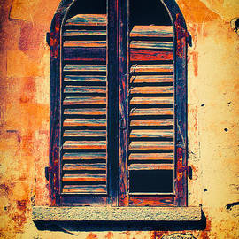 Silvia Ganora - Rotten window with moody wall